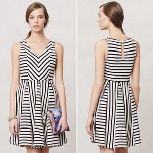 Striped Saturday Sunday Anthropologie Dress